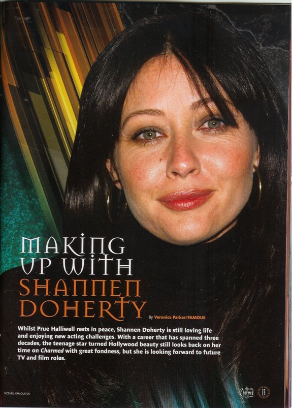 Sorry, teen picture of shannen doherty