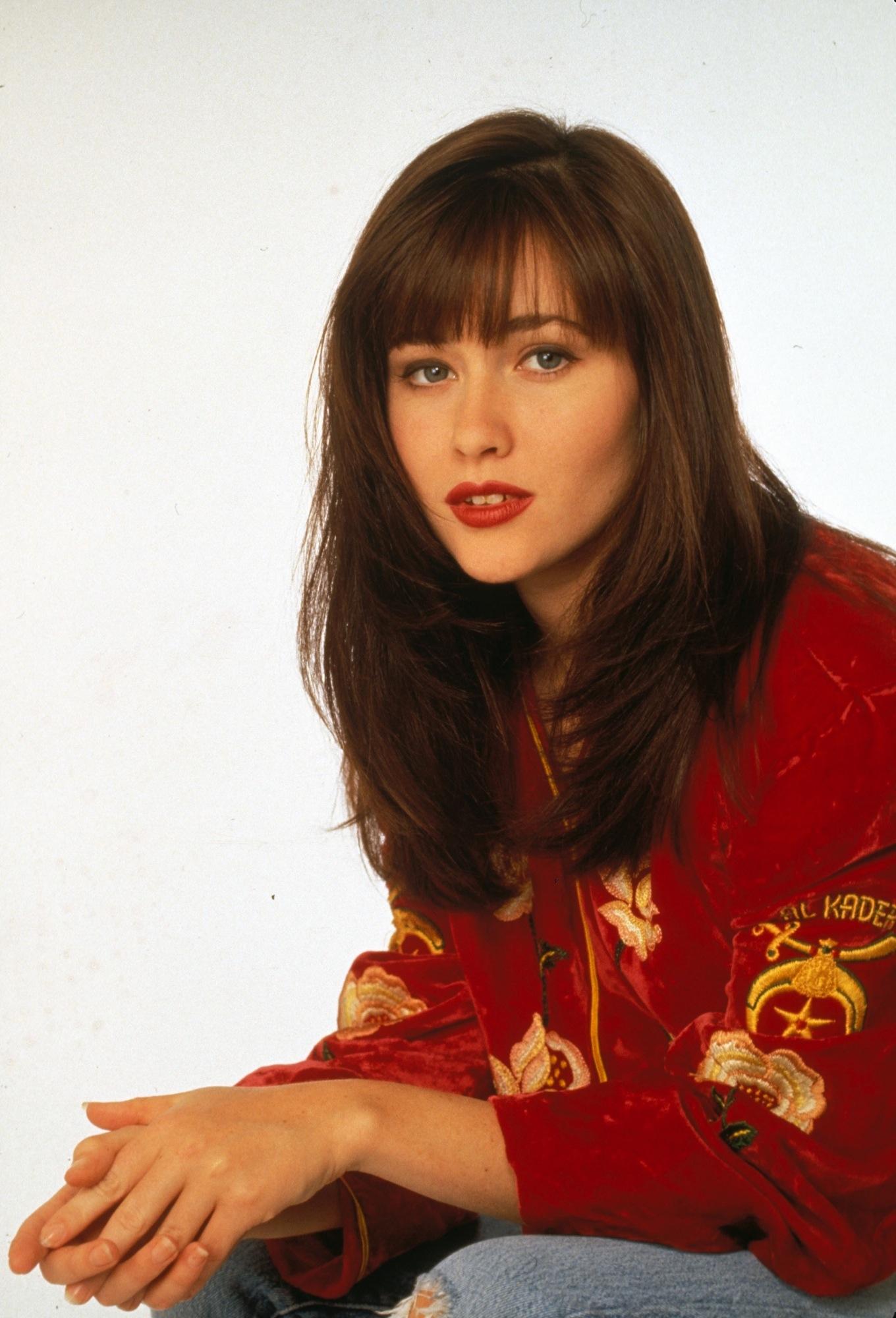 Shannen Doherty Beverly Hills 90210